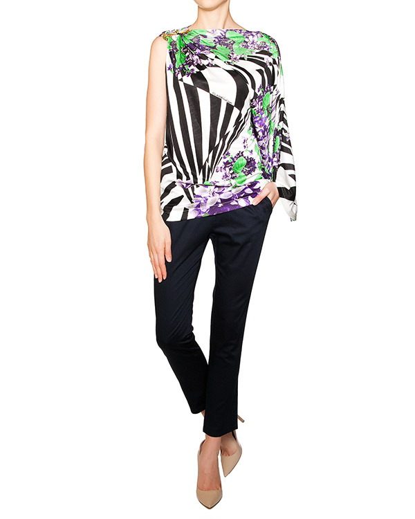женская брюки P.A.R.O.S.H., сезон: лето 2012. Купить за 6200 руб. | Фото 3