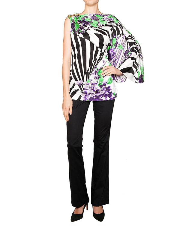 женская брюки P.A.R.O.S.H., сезон: лето 2012. Купить за 4600 руб. | Фото 3