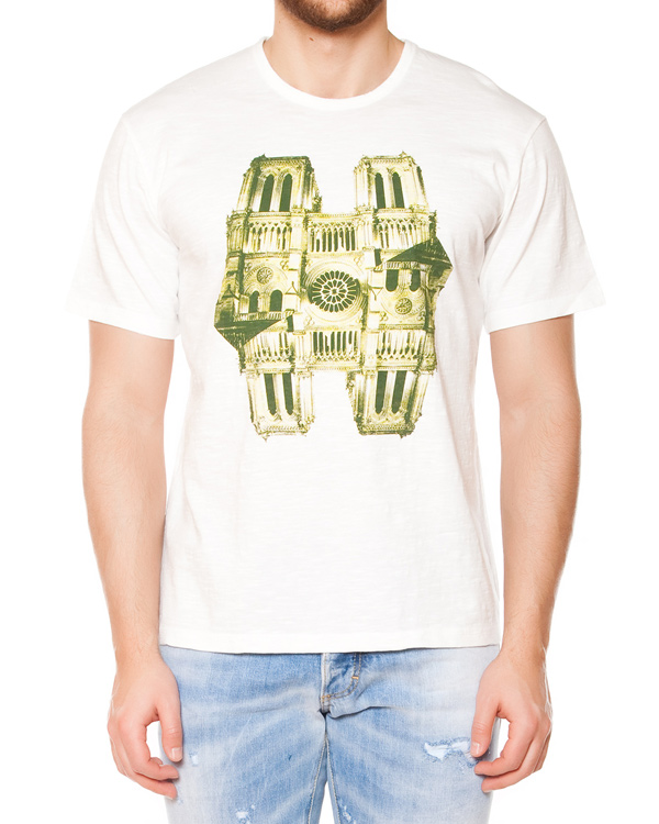 мужская футболка Tee Library, сезон: лето 2015. Купить за 3100 руб. | Фото 1