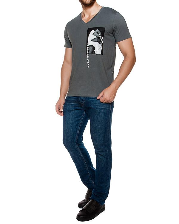 мужская футболка Tee Library, сезон: зима 2016/17. Купить за 4200 руб. | Фото 3