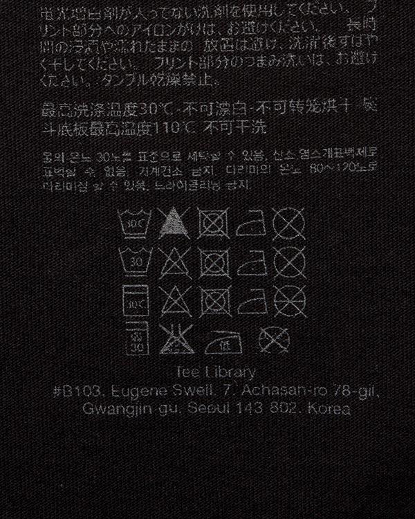 мужская футболка Tee Library, сезон: зима 2016/17. Купить за 3300 руб. | Фото 5