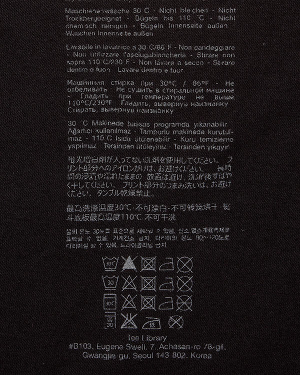 мужская футболка Tee Library, сезон: зима 2016/17. Купить за 3300 руб. | Фото $i