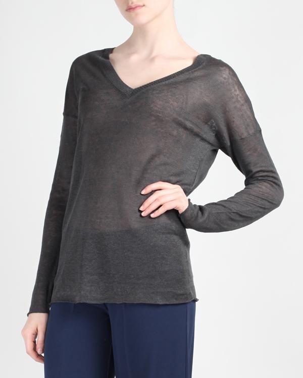 женская пуловер P.A.R.O.S.H., сезон: лето 2013. Купить за 4000 руб. | Фото 2