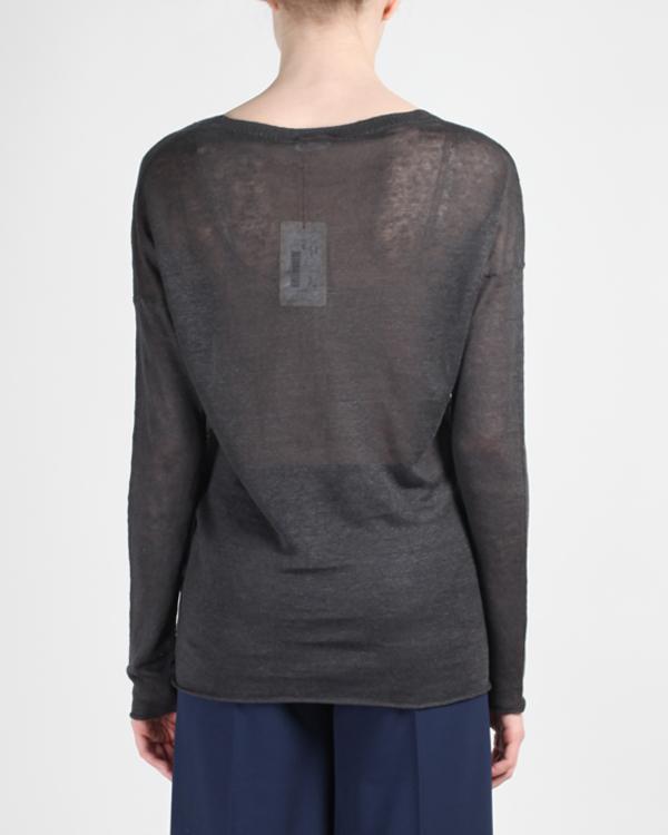 женская пуловер P.A.R.O.S.H., сезон: лето 2013. Купить за 4000 руб. | Фото 3