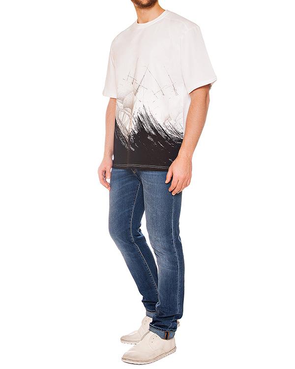 мужская футболка Tee Library, сезон: лето 2016. Купить за 6200 руб. | Фото 3