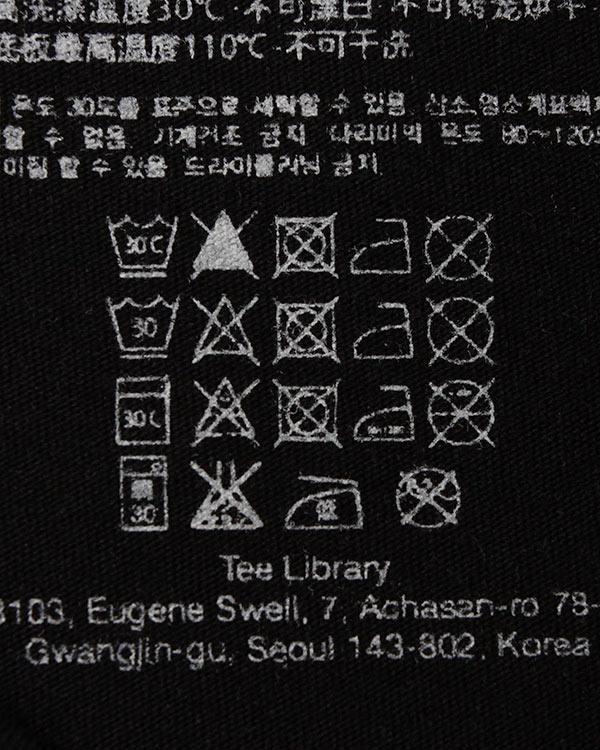 мужская футболка Tee Library, сезон: лето 2016. Купить за 4900 руб. | Фото 5