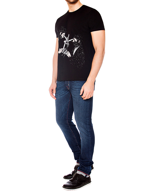 мужская футболка Tee Library, сезон: лето 2016. Купить за 4400 руб. | Фото 3