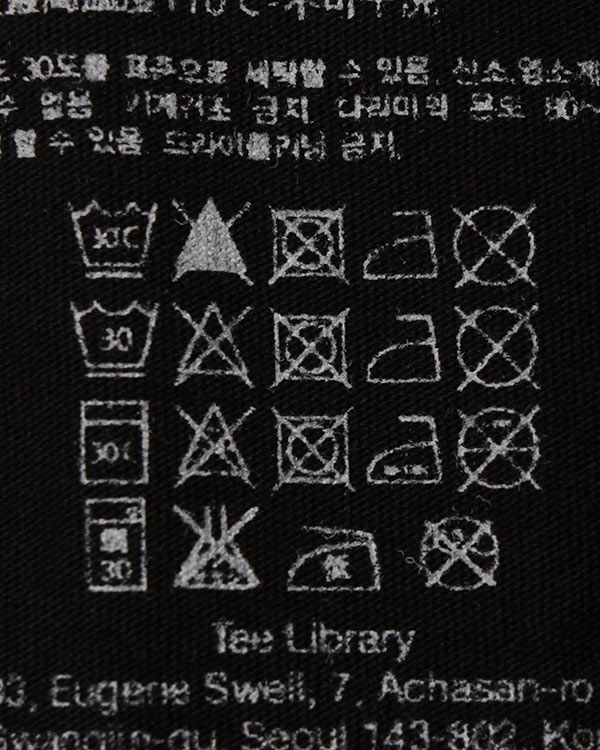 мужская футболка Tee Library, сезон: лето 2016. Купить за 4400 руб. | Фото 5