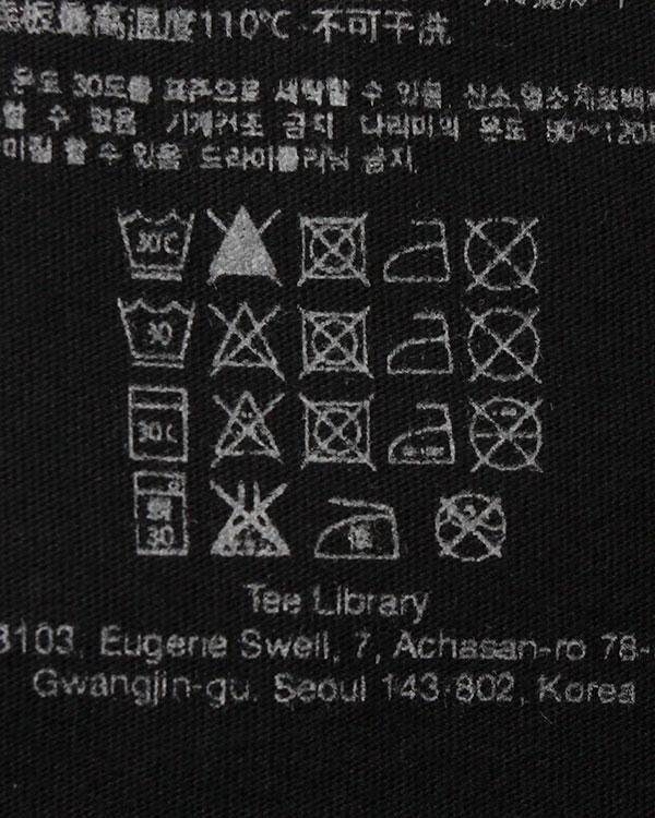 мужская майка Tee Library, сезон: лето 2016. Купить за 5000 руб. | Фото 5
