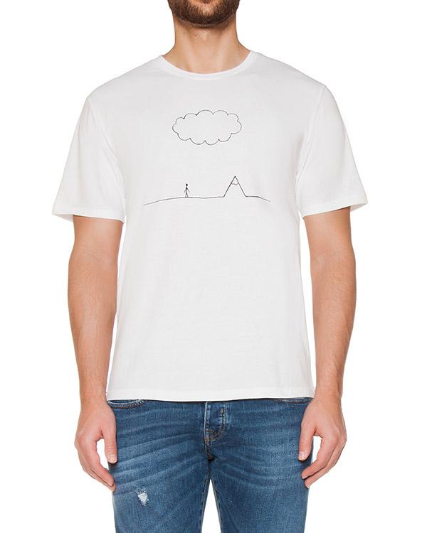 футболка  артикул MAFST105WH марки The ART of SCRIBBLE купить за 2200 руб.