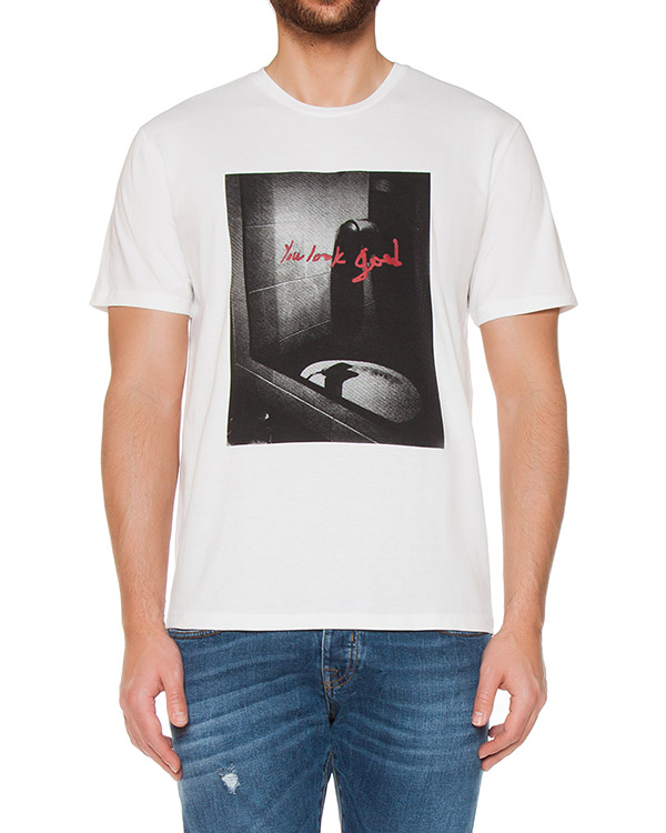 футболка  артикул MAFST10WH марки The ART of SCRIBBLE купить за 2000 руб.