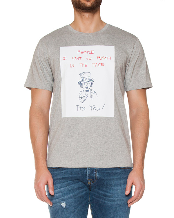 футболка  артикул MAFST13GR марки The ART of SCRIBBLE купить за 2000 руб.