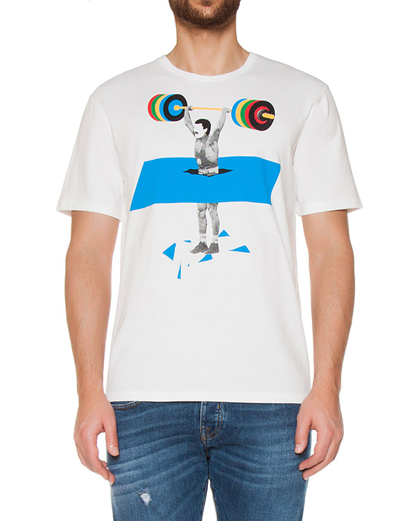 футболка  артикул MAGS0014 марки Tee Library купить за 2700 руб.