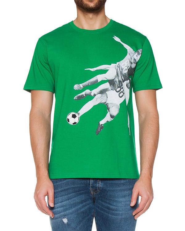 футболка  артикул MAGS0021 марки Tee Library купить за 3000 руб.