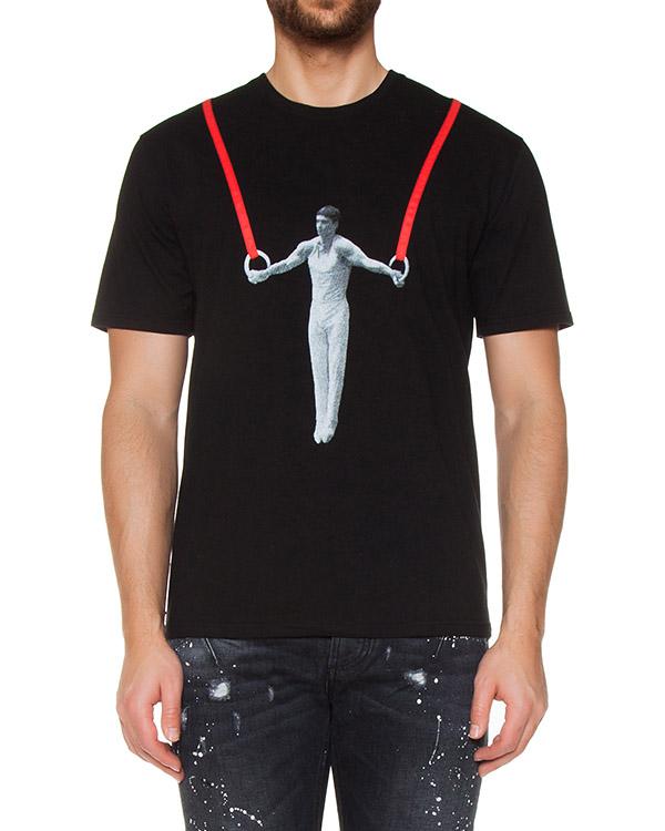 футболка  артикул MAGS0026 марки Tee Library купить за 3000 руб.