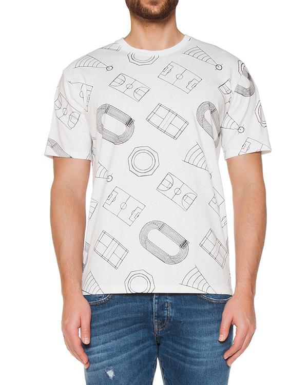 футболка  артикул MAGS0039 марки Tee Library купить за 2700 руб.
