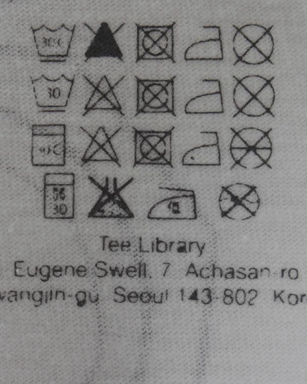 мужская футболка Tee Library, сезон: лето 2017. Купить за 2700 руб. | Фото $i
