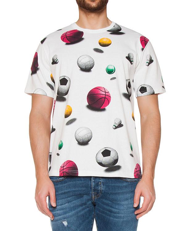 футболка  артикул MAGS0044 марки Tee Library купить за 3000 руб.
