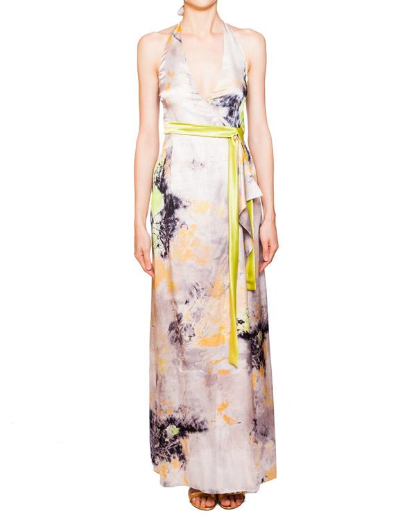 женская платье P.A.R.O.S.H., сезон: лето 2012. Купить за 12900 руб. | Фото 1
