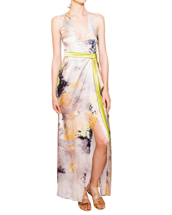 женская платье P.A.R.O.S.H., сезон: лето 2012. Купить за 12900 руб. | Фото 2