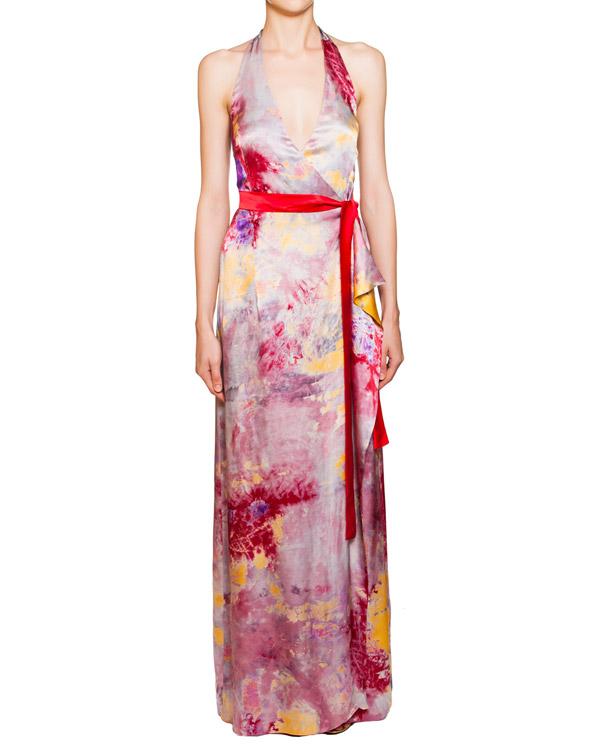 женская платье P.A.R.O.S.H., сезон: лето 2012. Купить за 12900 руб.   Фото 1