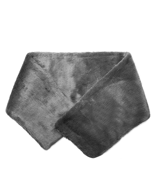 шарф из искусственного меха артикул MANGOCOCO марки Essentiel купить за 6000 руб.