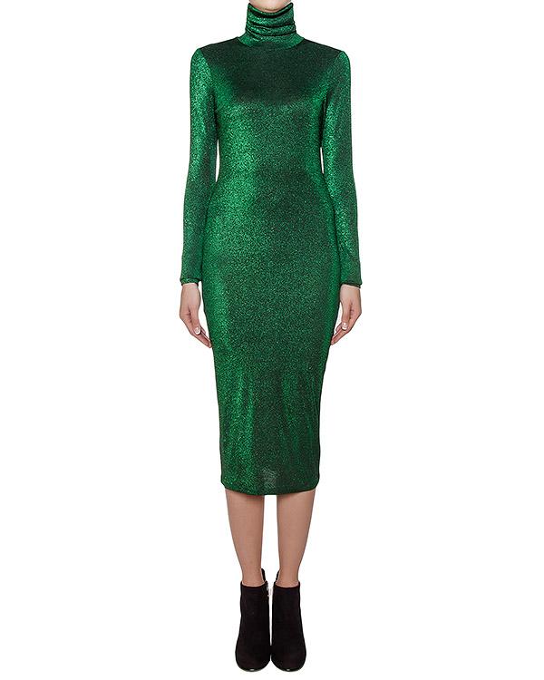 платье из тонкой эластичной ткани с блеском артикул MANTELAJOLIE марки Essentiel купить за 7200 руб.