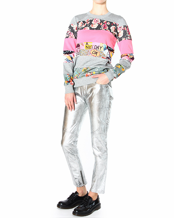 женская брюки P.A.R.O.S.H., сезон: зима 2014/15. Купить за 29200 руб. | Фото 3