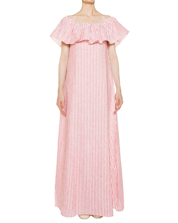 платье  артикул MARGOT-LIN41 марки MC2 Saint Barth купить за 13100 руб.
