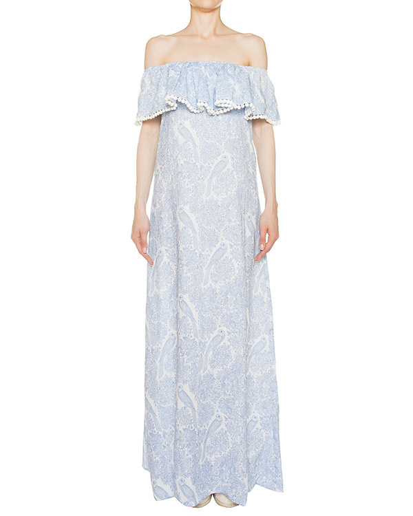 платье  артикул MARGOT марки MC2 Saint Barth купить за 13500 руб.