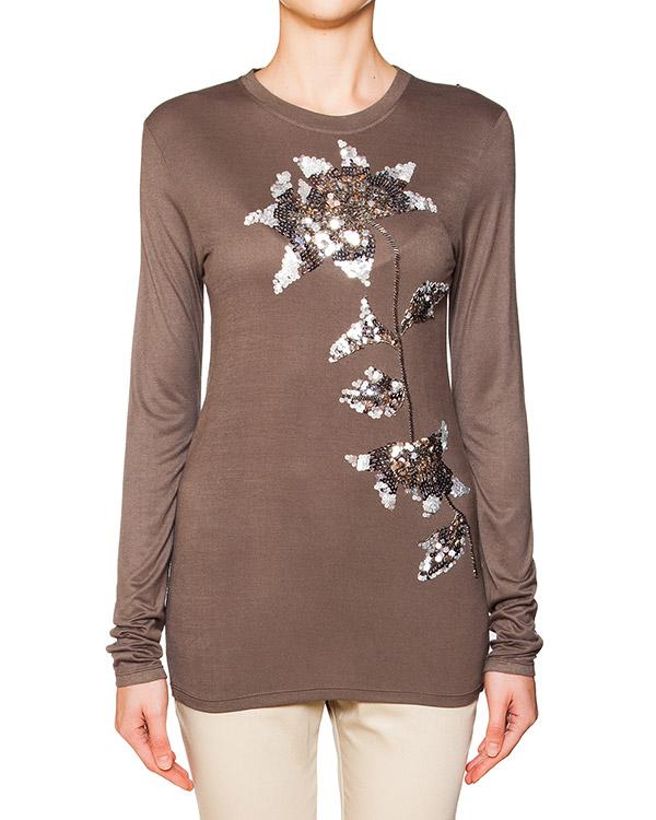 женская футболка P.A.R.O.S.H., сезон: зима 2013/14. Купить за 4700 руб. | Фото 1