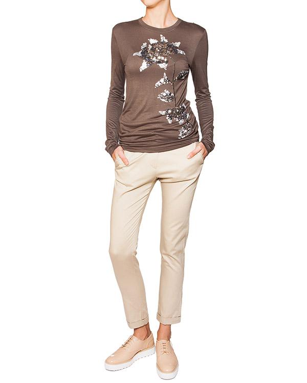 женская футболка P.A.R.O.S.H., сезон: зима 2013/14. Купить за 4700 руб. | Фото 3
