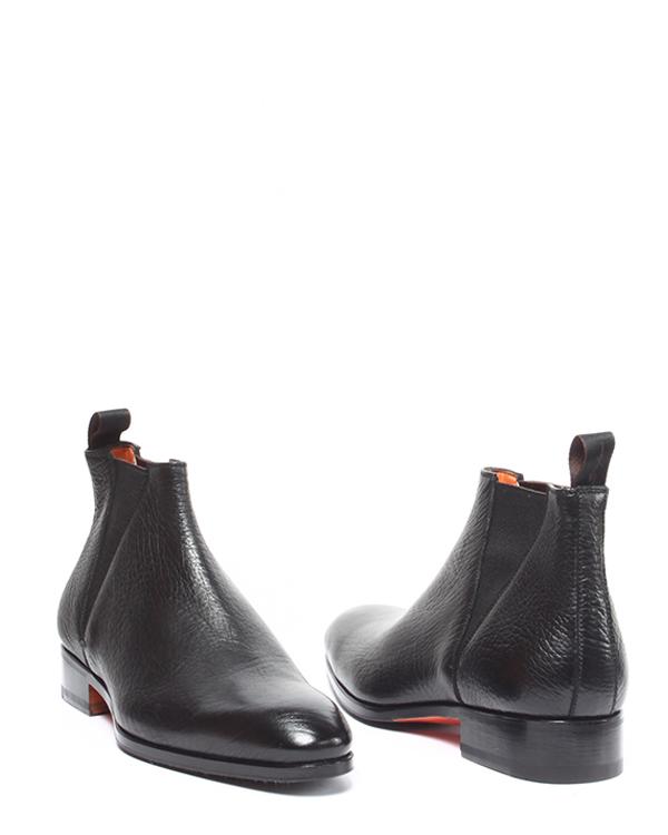 мужская ботинки Santoni, сезон: зима 2014/15. Купить за 20200 руб. | Фото $i