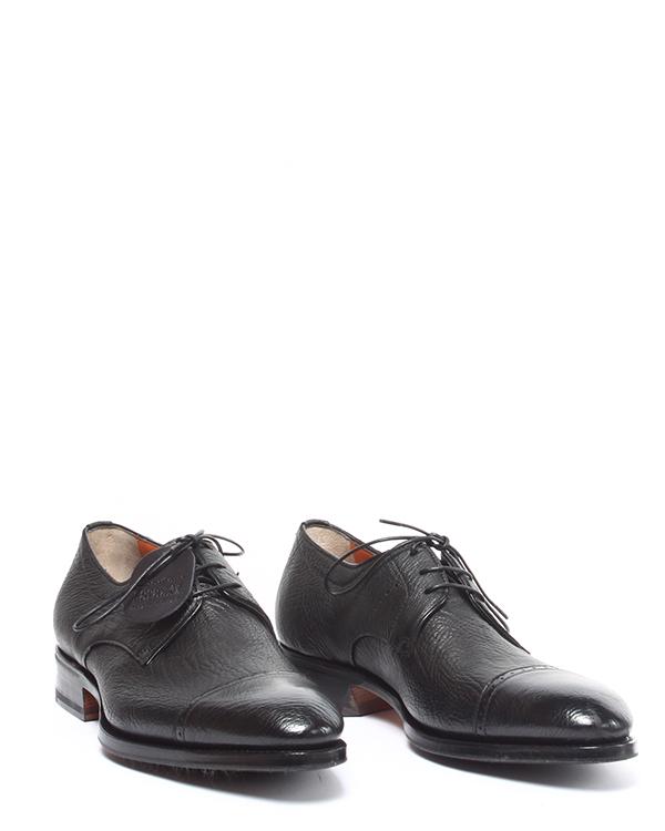 мужская туфли Santoni, сезон: зима 2014/15. Купить за 23000 руб. | Фото 2