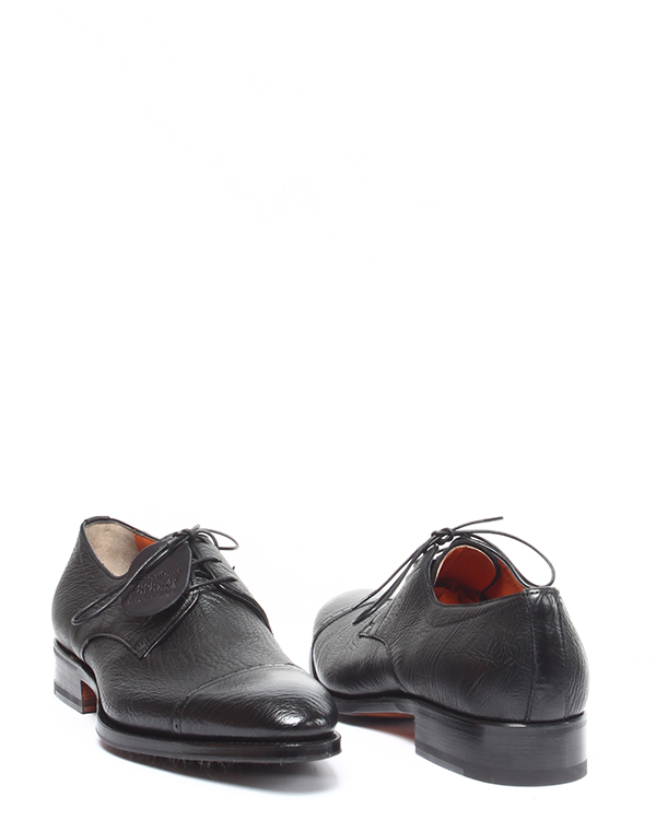 мужская туфли Santoni, сезон: зима 2014/15. Купить за 23000 руб. | Фото 3