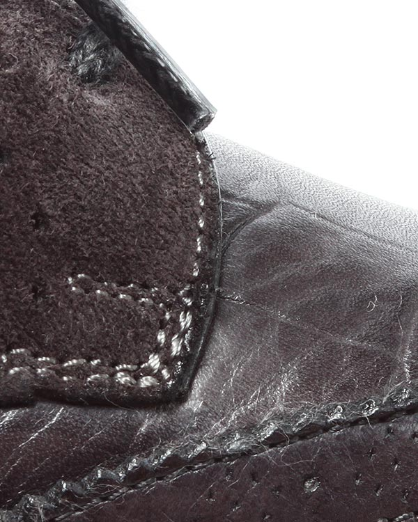 мужская ботинки Santoni, сезон: зима 2014/15. Купить за 24400 руб. | Фото 4