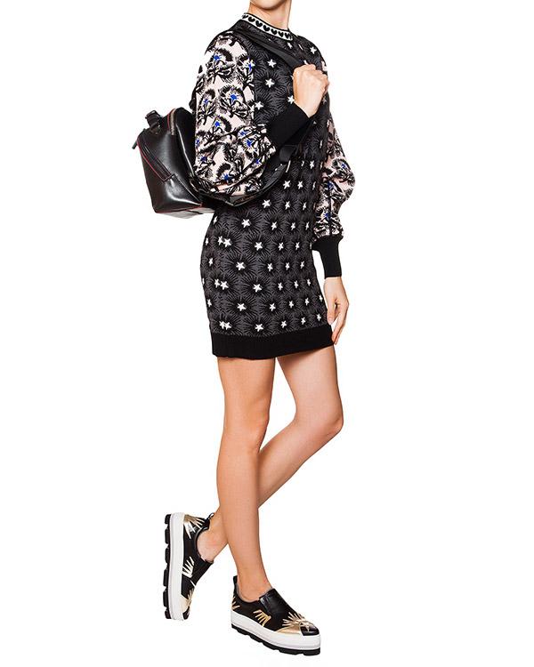 женская платье MSGM, сезон: зима 2015/16. Купить за 18800 руб. | Фото 3
