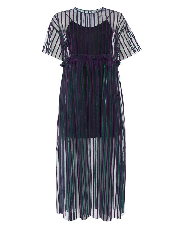 платье  артикул MDA111 марки MSGM купить за 73500 руб.
