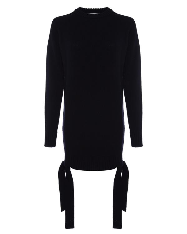 платье из шерсти и кашемира  артикул MDA113 марки MSGM купить за 31000 руб.