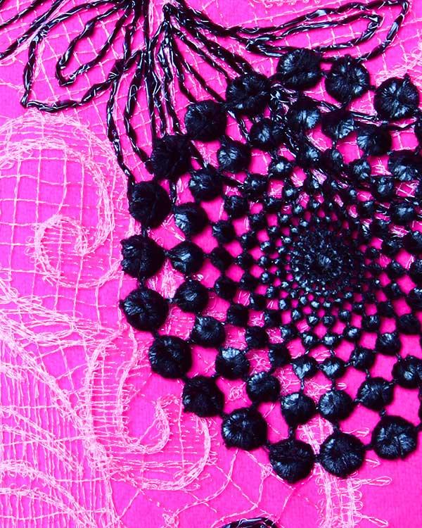 женская платье MSGM, сезон: зима 2015/16. Купить за 20800 руб.   Фото 4