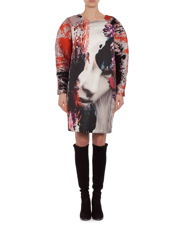 женская платье MSGM, сезон: зима 2014/15. Купить за 23400 руб. | Фото 1