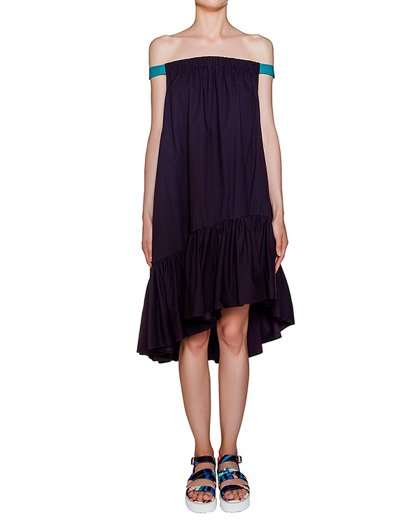женская платье MSGM, сезон: лето 2016. Купить за 17800 руб. | Фото 1