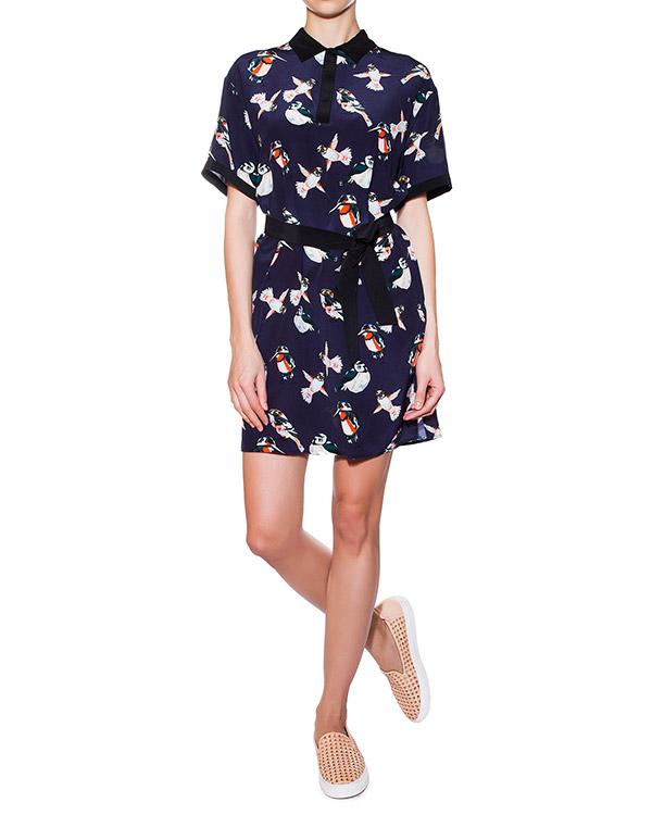 женская платье MSGM, сезон: лето 2015. Купить за 16000 руб. | Фото 1