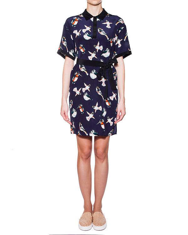 женская платье MSGM, сезон: лето 2015. Купить за 16000 руб. | Фото 2