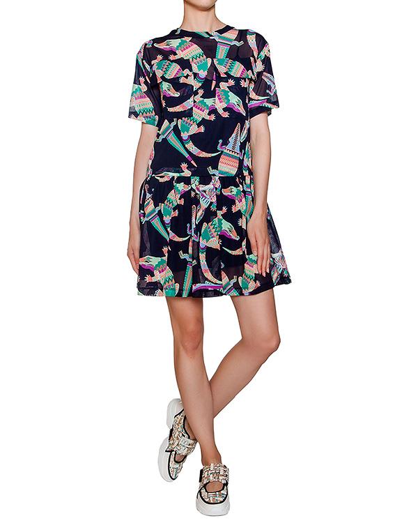 женская платье MSGM, сезон: лето 2016. Купить за 18400 руб. | Фото 2