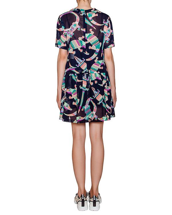 женская платье MSGM, сезон: лето 2016. Купить за 18400 руб. | Фото 3