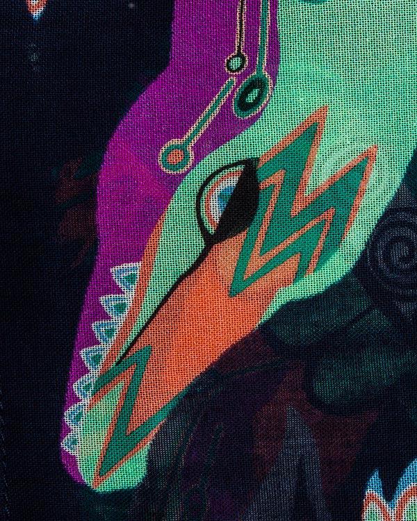 женская платье MSGM, сезон: лето 2016. Купить за 18400 руб. | Фото 4