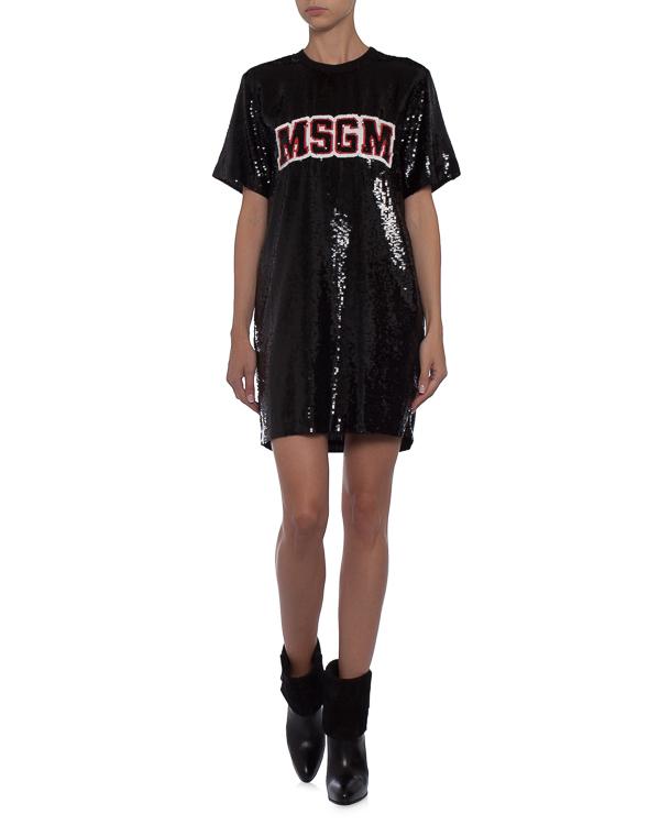 женская платье MSGM, сезон: зима 2017/18. Купить за 27700 руб. | Фото $i