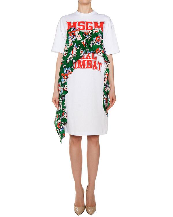 платье  артикул MDA35X марки MSGM купить за 23800 руб.