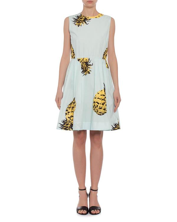 женская платье MSGM, сезон: лето 2015. Купить за 17000 руб. | Фото 1